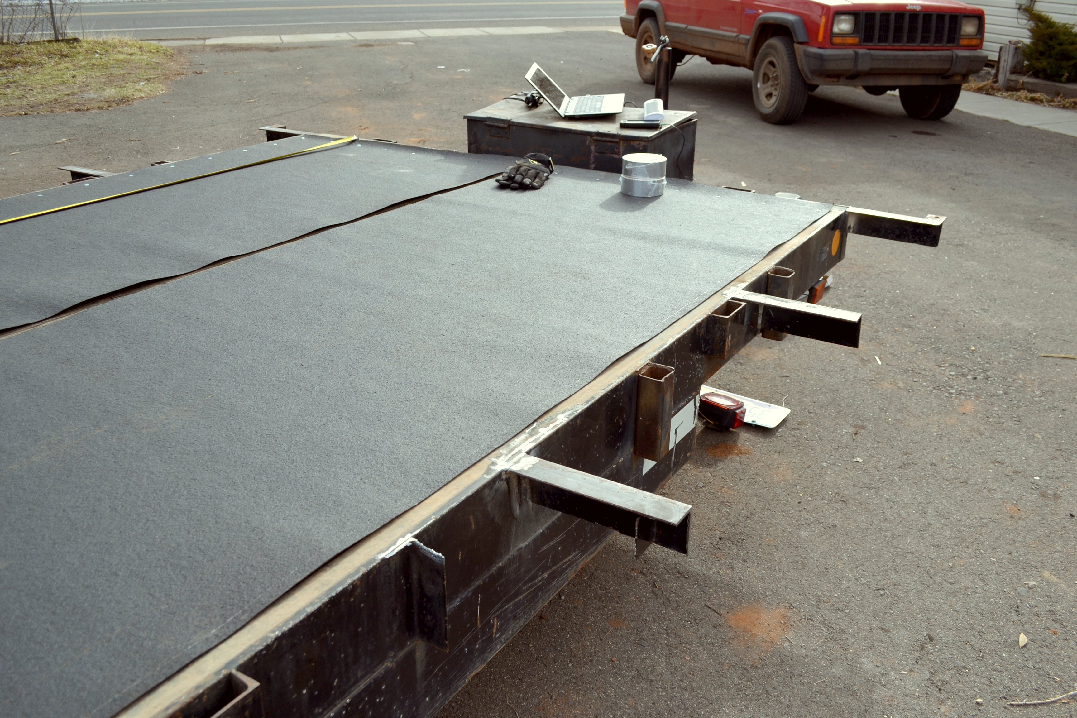 how to build a subfloor for a house